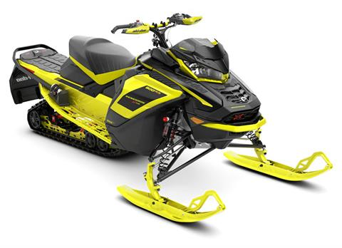 2021 Ski-Doo Renegade X-RS 900 ACE Turbo ES w/ QAS, Ice Ripper XT 1.25 in Shawano, Wisconsin