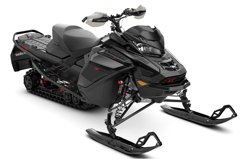 2022 Ski-Doo Renegade X-RS 900 ACE Turbo R ES Ice Ripper XT 1.25 in Pinehurst, Idaho - Photo 1