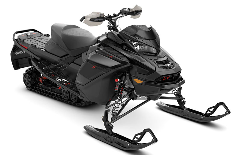 2022 Ski-Doo Renegade X-RS 900 ACE Turbo R ES Ice Ripper XT 1.25 w/ Premium Color Display in Sully, Iowa - Photo 1