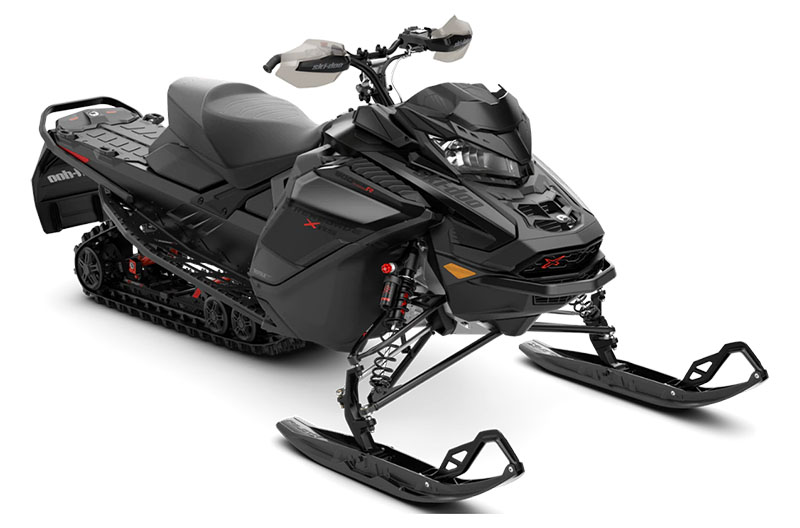 2022 Ski-Doo Renegade X-RS 900 ACE Turbo R ES Ice Ripper XT 1.5 in Rome, New York - Photo 1
