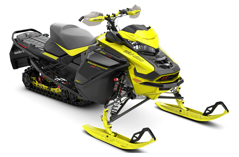 2022 Ski-Doo Renegade X-RS 900 ACE Turbo R ES Ice Ripper XT 1.5 w/ Premium Color Display in Clinton Township, Michigan - Photo 1