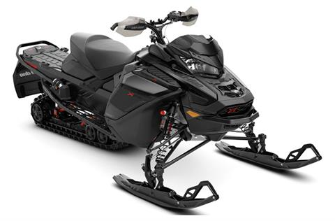 2022 Ski-Doo Renegade X-RS 900 ACE Turbo R ES w/ Adj. Pkg, Ice Ripper XT 1.25 w/ Premium Color Display in Wilmington, Illinois