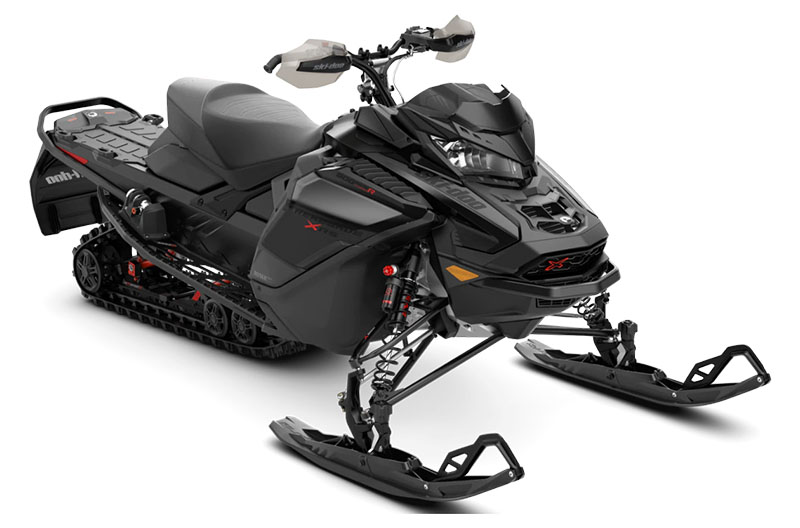2022 Ski-Doo Renegade X-RS 900 ACE Turbo R ES w/ Adj. Pkg, Ice Ripper XT 1.25 in Hudson Falls, New York - Photo 1