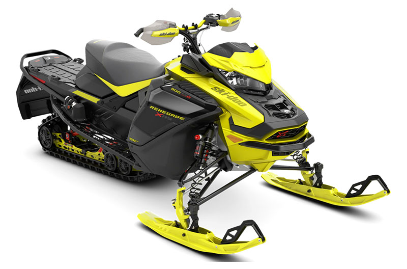 2022 Ski-Doo Renegade X-RS 900 ACE Turbo R ES w/ Adj. Pkg, Ice Ripper XT 1.25 w/ Premium Color Display in Dansville, New York - Photo 1