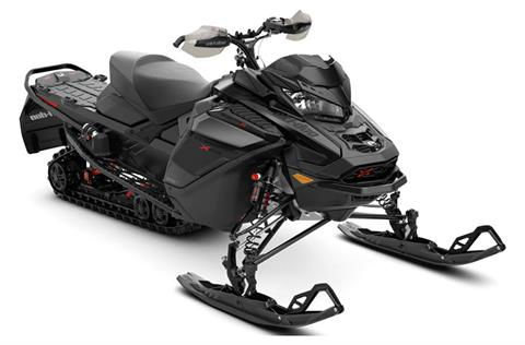 2022 Ski-Doo Renegade X-RS 900 ACE Turbo R ES w/ Adj. Pkg, RipSaw 1.25 w/ Premium Color Display in Wilmington, Illinois