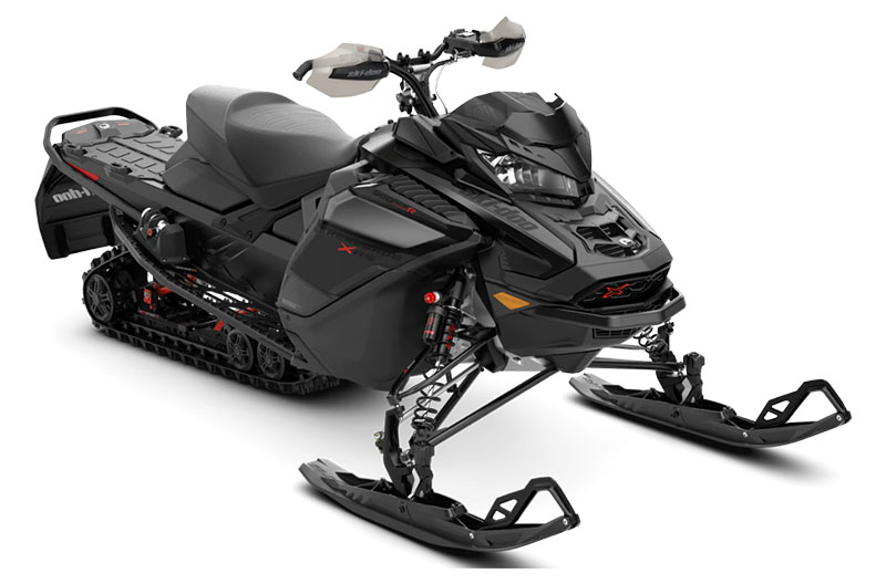 2022 Ski-Doo Renegade X-RS 900 ACE Turbo R ES w/ Adj. Pkg, RipSaw 1.25 in Mars, Pennsylvania - Photo 1