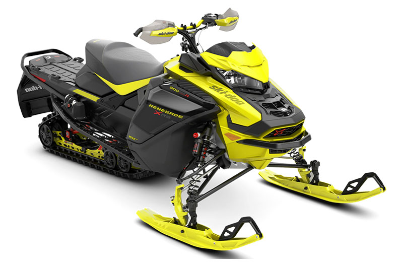 2022 Ski-Doo Renegade X-RS 900 ACE Turbo R ES w/ Adj. Pkg, RipSaw 1.25 in Rexburg, Idaho - Photo 1