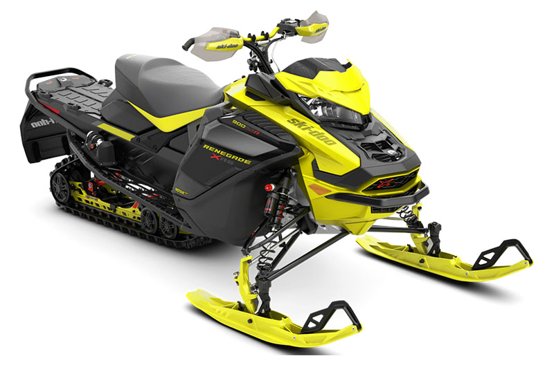 2022 Ski-Doo Renegade X-RS 900 ACE Turbo R ES w/ Adj. Pkg, RipSaw 1.25 w/ Premium Color Display in Hanover, Pennsylvania - Photo 1