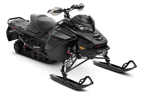 2022 Ski-Doo Renegade X-RS 900 ACE Turbo R ES w/ Smart-Shox, Ice Ripper XT 1.25 w/ Premium Color Display in Wilmington, Illinois