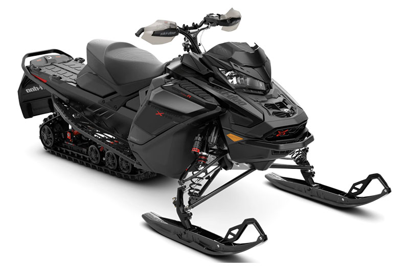 2022 Ski-Doo Renegade X-RS 900 ACE Turbo R ES w/ Smart-Shox, Ice Ripper XT 1.25 w/ Premium Color Display in Cohoes, New York - Photo 1