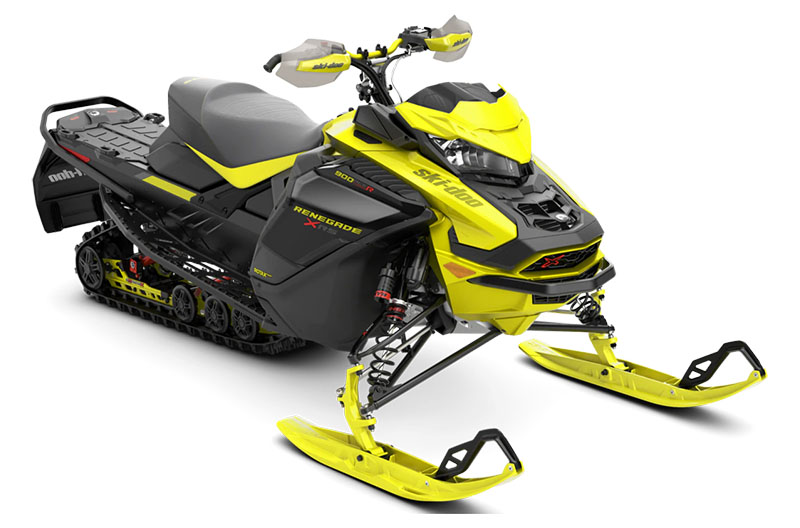 2022 Ski-Doo Renegade X-RS 900 ACE Turbo R ES w/ Smart-Shox, Ice Ripper XT 1.5 w/ Premium Color Display in Clinton Township, Michigan - Photo 1