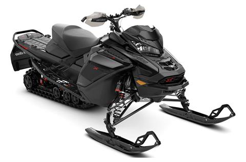 2022 Ski-Doo Renegade X-RS 900 ACE Turbo R ES w/ Smart-Shox, RipSaw 1.25 w/ Premium Color Display in Wilmington, Illinois