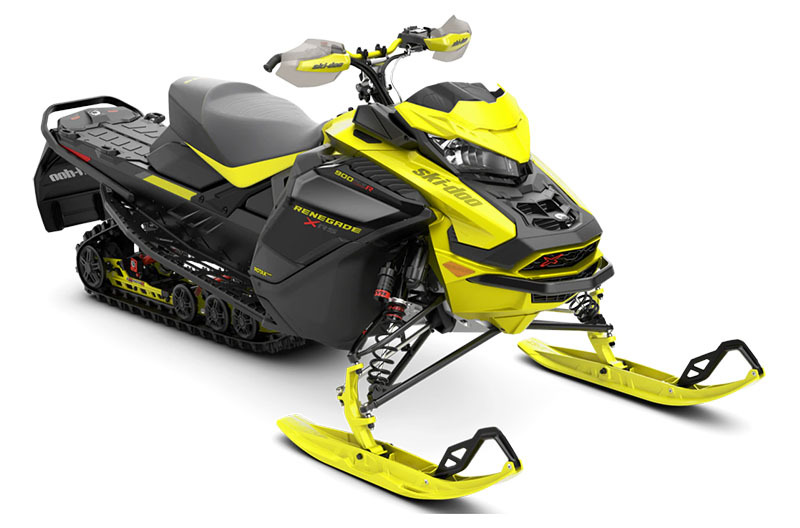 2022 Ski-Doo Renegade X-RS 900 ACE Turbo R ES w/ Smart-Shox, RipSaw 1.25 w/ Premium Color Display in Hillman, Michigan - Photo 1