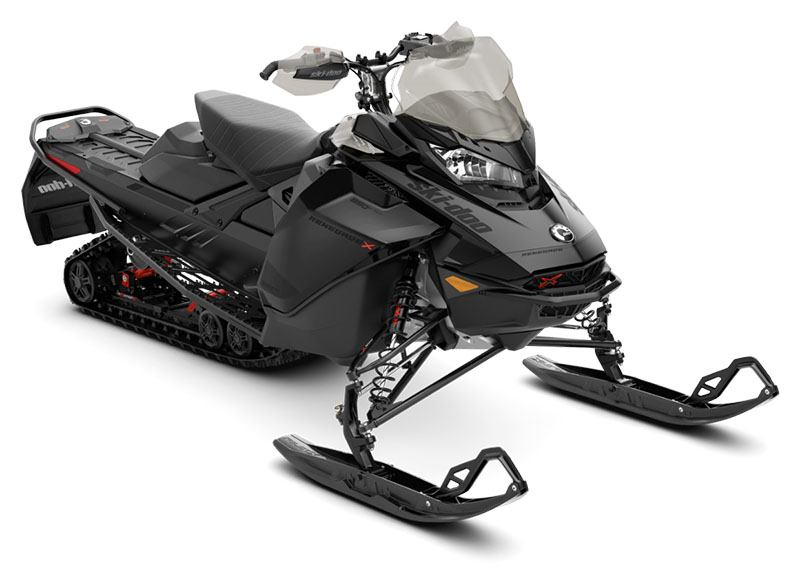 2021 Ski-Doo Renegade X 850 E-TEC ES Ice Ripper XT 1.5 w/ Premium Color Display in Lake City, Colorado