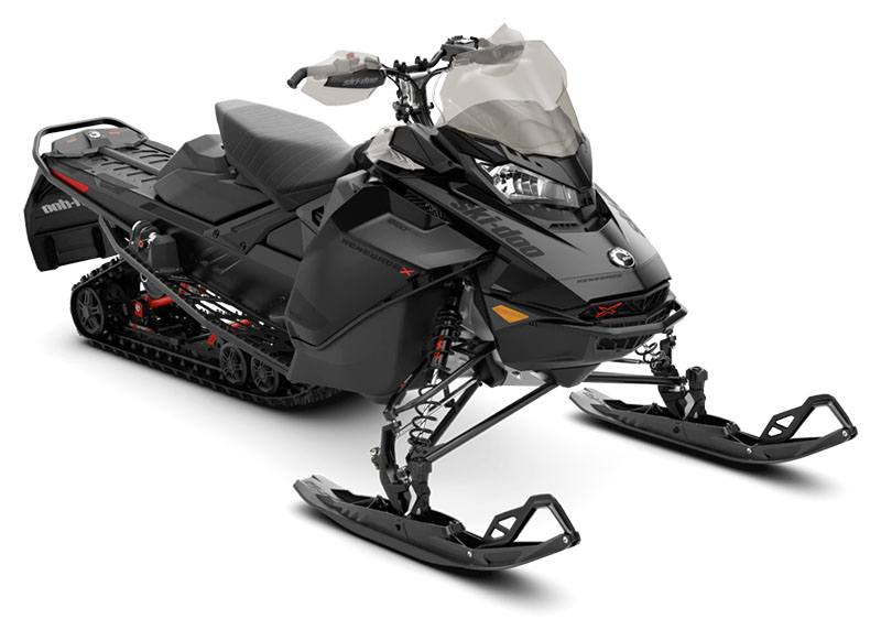 2021 Ski-Doo Renegade X 850 E-TEC ES w/ Adj. Pkg, RipSaw 1.25 w/ Premium Color Display in Butte, Montana - Photo 1