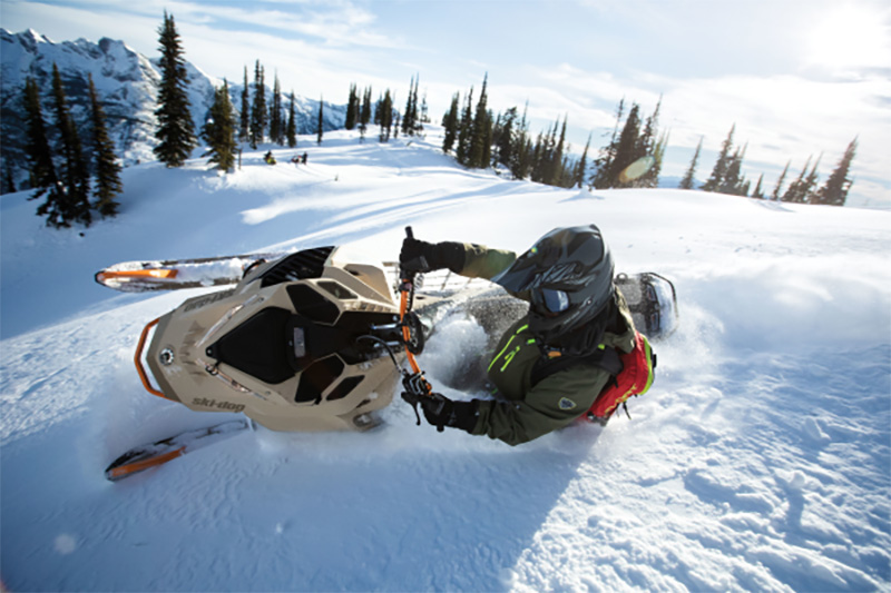 2022 Ski-Doo Freeride 165 850 E-TEC SHOT PowderMax Light 3.0 w/ FlexEdge in Mars, Pennsylvania - Photo 12
