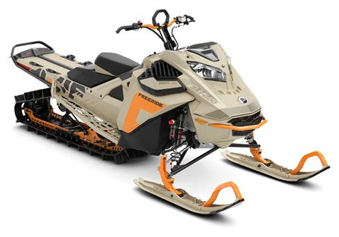 2022 Ski-Doo Freeride 165 850 E-TEC Turbo SHOT PowderMax Light 3.0 w/ FlexEdge in Wilmington, Illinois