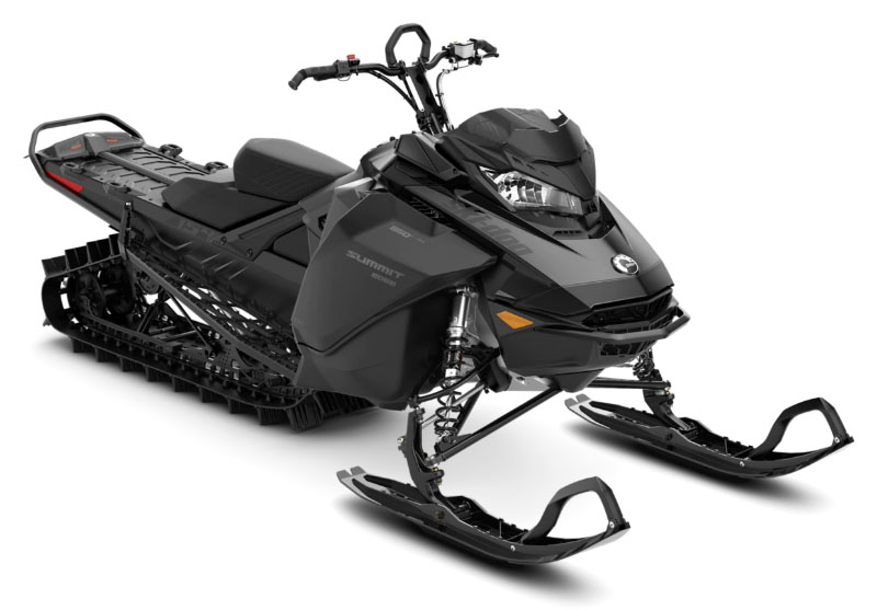 2022 Ski-Doo Summit Edge 154 850 E-TEC SHOT PowderMax Light 3.0 w/ FlexEdge in Devils Lake, North Dakota - Photo 1