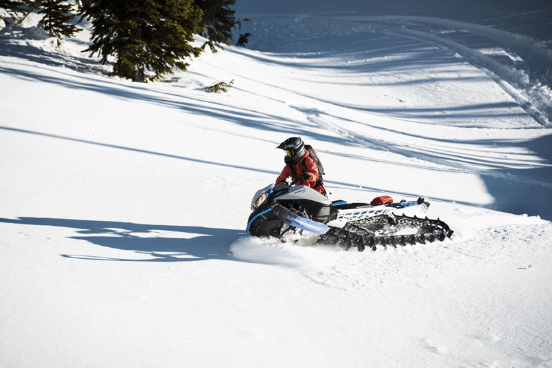 2022 Ski-Doo Summit Edge 154 850 E-TEC SHOT PowderMax Light 3.0 w/ FlexEdge in Devils Lake, North Dakota - Photo 11