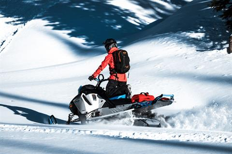 2022 Ski-Doo Summit Edge 154 850 E-TEC SHOT PowderMax Light 3.0 w/ FlexEdge in Unity, Maine - Photo 6