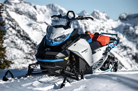 2022 Ski-Doo Summit Edge 154 850 E-TEC SHOT PowderMax Light 3.0 w/ FlexEdge in Wenatchee, Washington - Photo 12