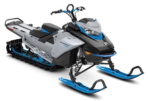 2022 Ski-Doo Summit Edge 165 850 E-TEC SHOT PowderMax Light 3.0 w/ FlexEdge in Rapid City, South Dakota