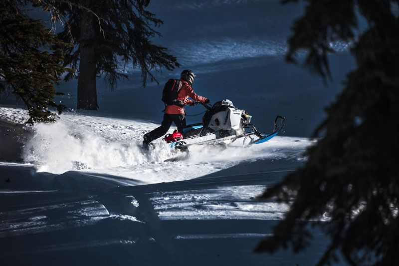 2022 Ski-Doo Summit Edge 165 850 E-TEC SHOT PowderMax Light 3.0 w/ FlexEdge in Pinehurst, Idaho - Photo 7