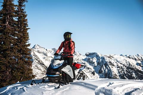 2022 Ski-Doo Summit Edge 165 850 E-TEC SHOT PowderMax Light 3.0 w/ FlexEdge in Pinehurst, Idaho - Photo 8