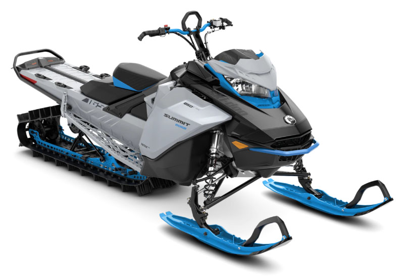 2022 Ski-Doo Summit Edge 165 850 E-TEC SHOT PowderMax Light 3.0 w/ FlexEdge in Hudson Falls, New York - Photo 1