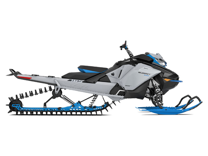 2022 Ski-Doo Summit Edge 165 850 E-TEC SHOT PowderMax Light 3.0 w/ FlexEdge in Pinehurst, Idaho - Photo 2