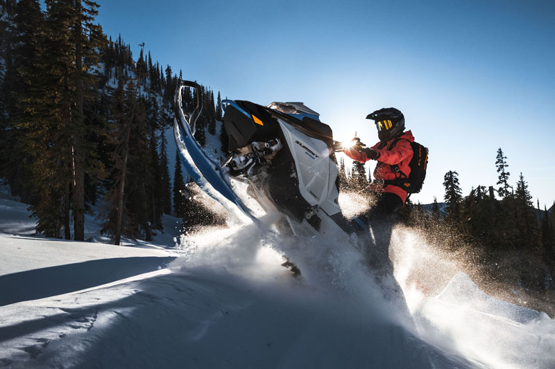 2022 Ski-Doo Summit Edge 165 850 E-TEC SHOT PowderMax Light 3.0 w/ FlexEdge in Hudson Falls, New York - Photo 3