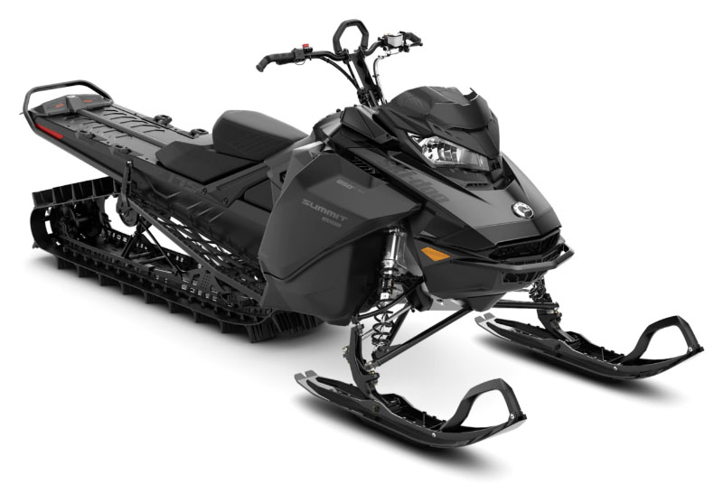 2022 Ski-Doo Summit Edge 175 850 E-TEC SHOT PowderMax Light 3.0 w/ FlexEdge in Dickinson, North Dakota - Photo 1