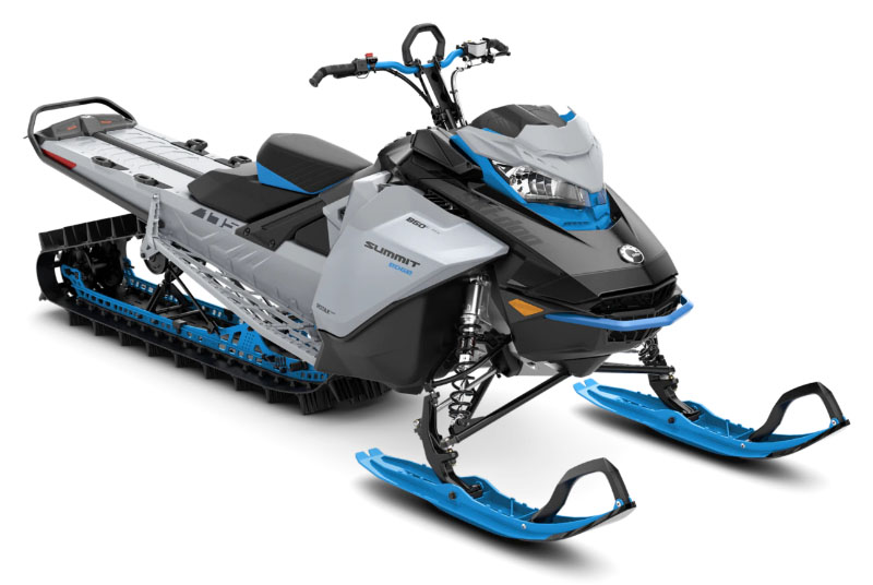 2022 Ski-Doo Summit Edge 175 850 E-TEC SHOT PowderMax Light 3.0 w/ FlexEdge in Pinehurst, Idaho - Photo 1