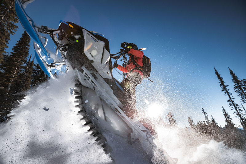 2022 Ski-Doo Summit Edge 175 850 E-TEC SHOT PowderMax Light 3.0 w/ FlexEdge in Pinehurst, Idaho - Photo 4