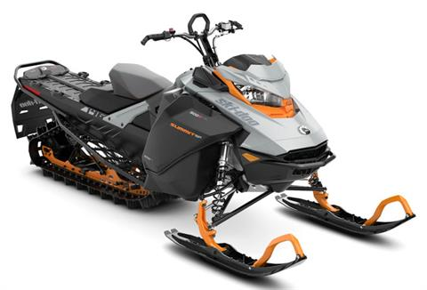 2022 Ski-Doo Summit SP 146 600R E-TEC ES PowderMax 2.5 w/ FlexEdge in Pinehurst, Idaho - Photo 1