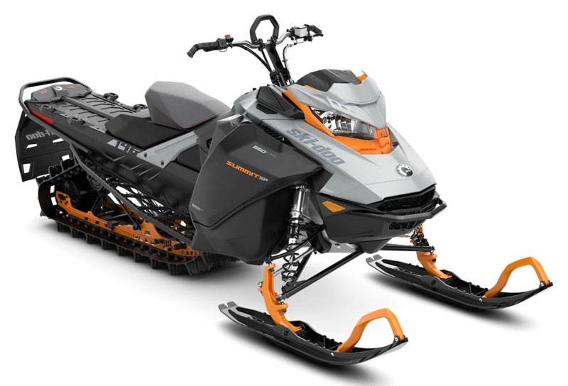 2022 Ski-Doo Summit SP 146 850 E-TEC ES PowderMax 2.5 w/ FlexEdge in Presque Isle, Maine - Photo 1