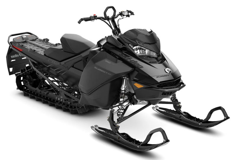 2022 Ski-Doo Summit SP 146 850 E-TEC PowderMax 2.5 w/ FlexEdge in Pinehurst, Idaho - Photo 1