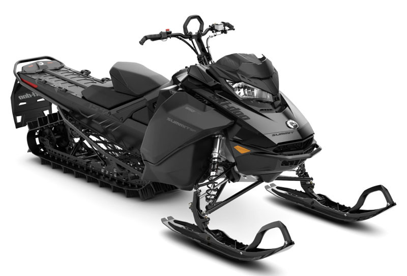 2022 Ski-Doo Summit SP 154 600R E-TEC PowderMax Light 3.0 w/ FlexEdge in Evanston, Wyoming