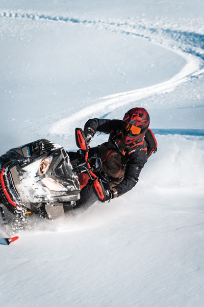 2022 Ski-Doo Summit SP 154 600R E-TEC SHOT PowderMax Light 3.0 w/ FlexEdge in Evanston, Wyoming - Photo 15