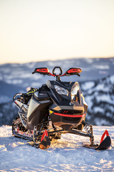 2022 Ski-Doo Summit SP 154 850 E-TEC SHOT PowderMax Light 3.0 w/ FlexEdge in Unity, Maine - Photo 16