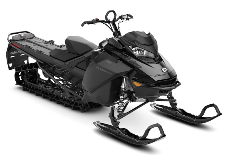 2022 Ski-Doo Summit SP 165 850 E-TEC ES PowderMax Light 2.5 w/ FlexEdge in Derby, Vermont - Photo 1