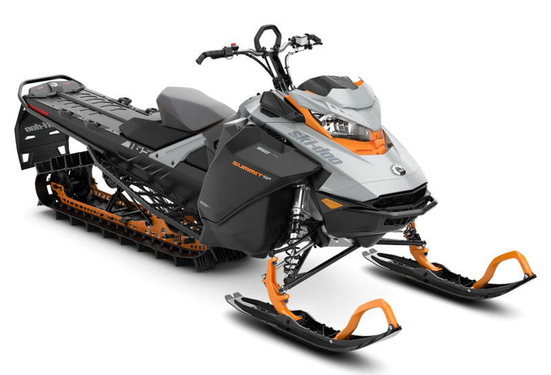 2022 Ski-Doo Summit SP 165 850 E-TEC ES PowderMax Light 2.5 w/ FlexEdge in Moses Lake, Washington - Photo 1