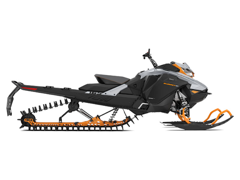 2022 Ski-Doo Summit SP 165 850 E-TEC SHOT PowderMax Light 3.0 w/ FlexEdge in Cottonwood, Idaho - Photo 2