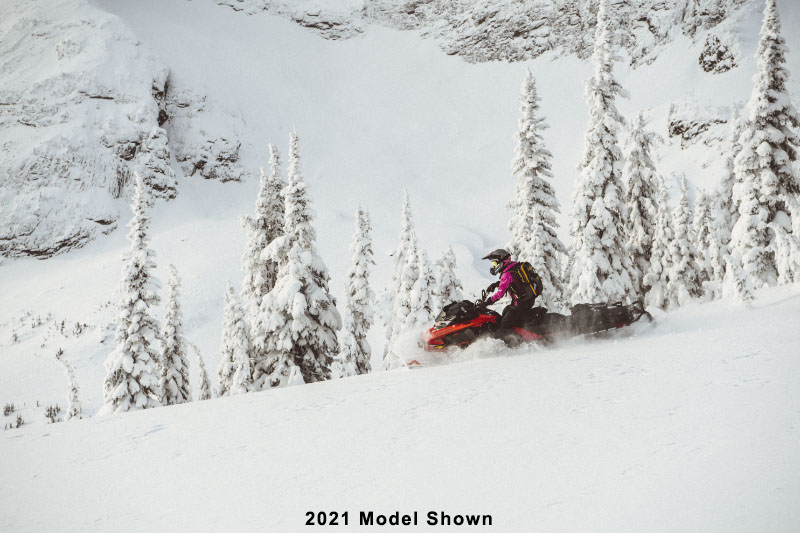 2022 Ski-Doo Summit SP 165 850 E-TEC SHOT PowderMax Light FlexEdge 3.0 in Elk Grove, California - Photo 4