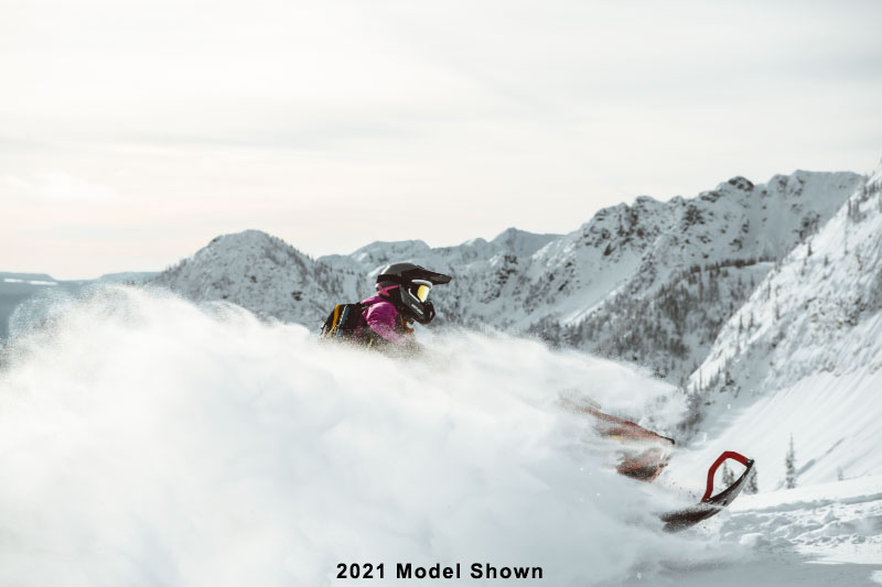 2022 Ski-Doo Summit SP 165 850 E-TEC SHOT PowderMax Light FlexEdge 3.0 in Devils Lake, North Dakota - Photo 6