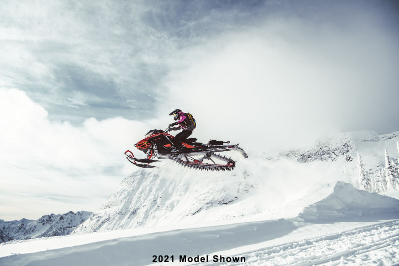 2022 Ski-Doo Summit SP 165 850 E-TEC SHOT PowderMax Light FlexEdge 3.0 in Devils Lake, North Dakota - Photo 7