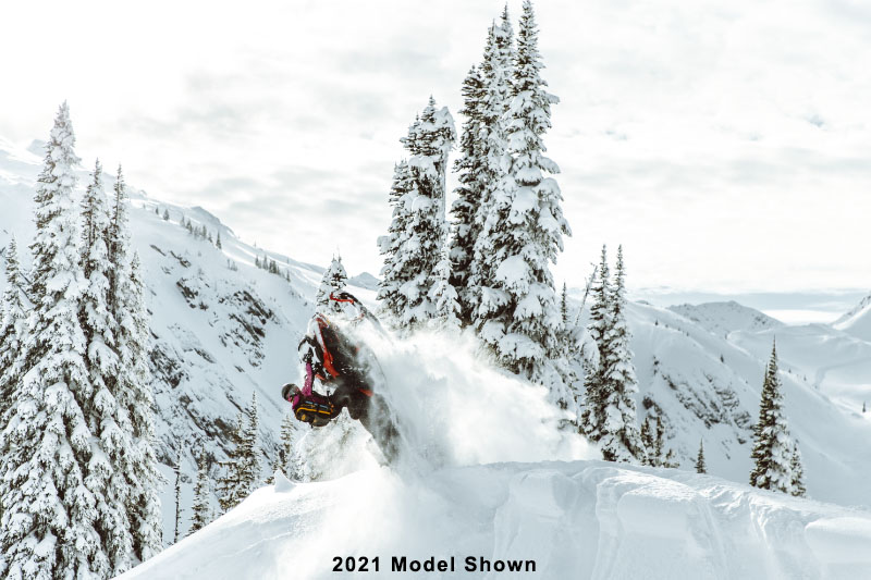 2022 Ski-Doo Summit SP 165 850 E-TEC SHOT PowderMax Light FlexEdge 3.0 in Elk Grove, California - Photo 8