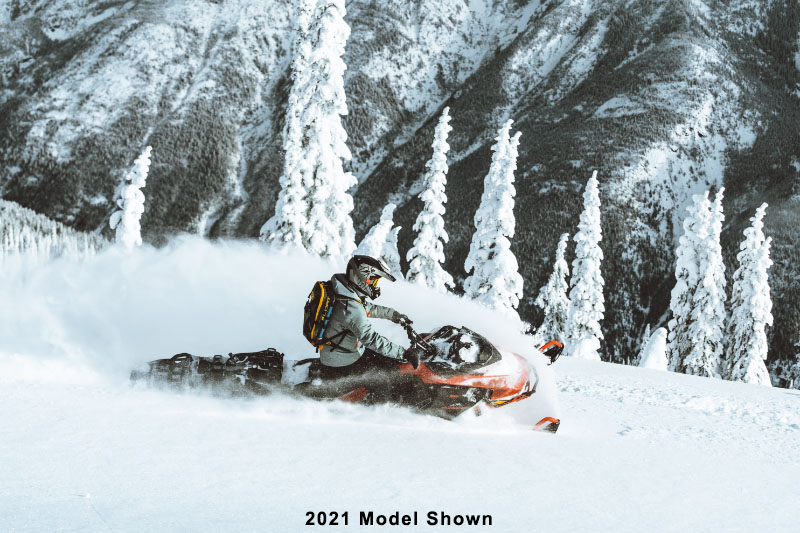 2022 Ski-Doo Summit SP 165 850 E-TEC SHOT PowderMax Light FlexEdge 3.0 in Elk Grove, California - Photo 9