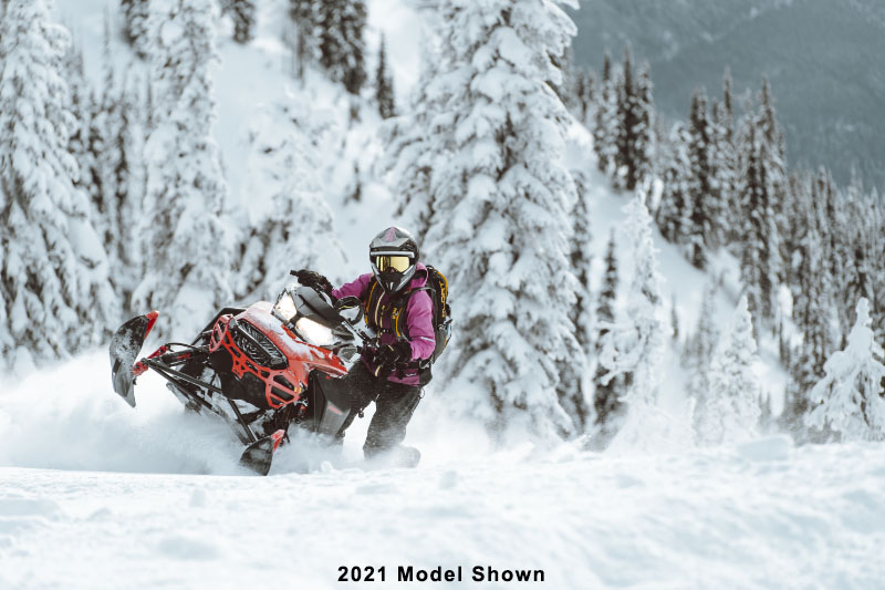 2022 Ski-Doo Summit SP 165 850 E-TEC SHOT PowderMax Light FlexEdge 3.0 in Huron, Ohio - Photo 10