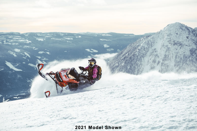 2022 Ski-Doo Summit SP 165 850 E-TEC SHOT PowderMax Light FlexEdge 3.0 in Devils Lake, North Dakota - Photo 11